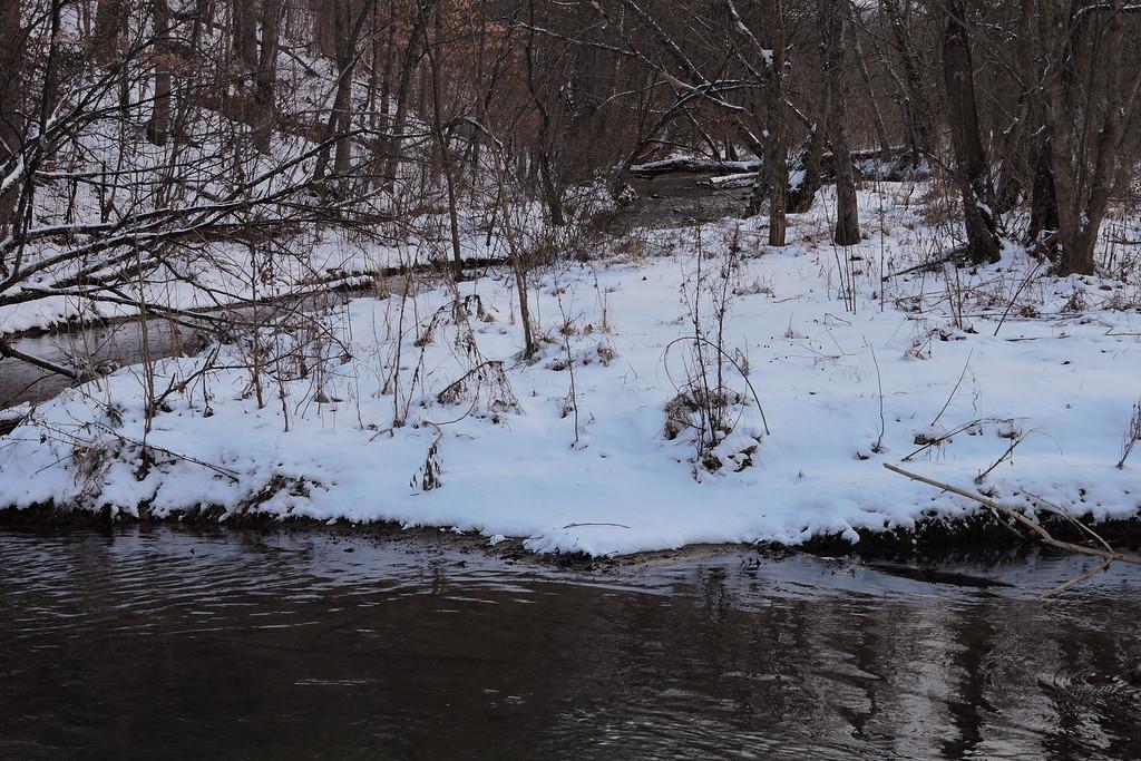 February 18 2015  Sinking Creek snowstorm