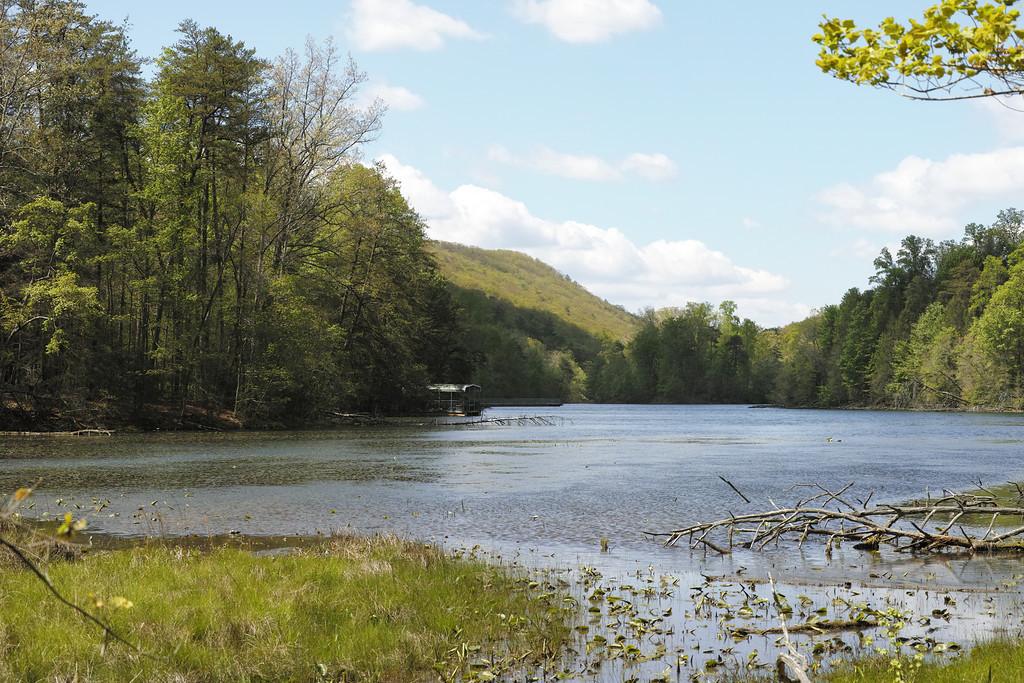 May 3 2014  Bays Mountain Lake