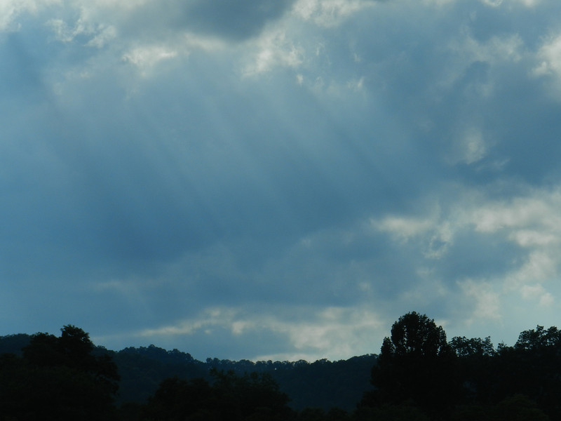 June 16 2011   Sun rays