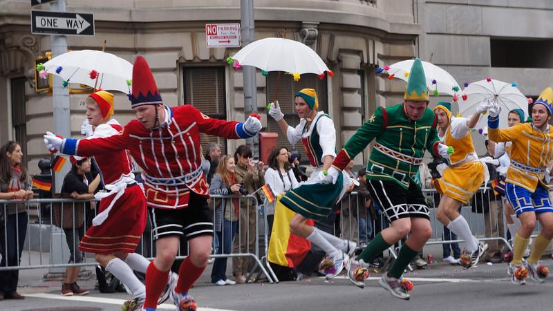 September 17 2011  German parade