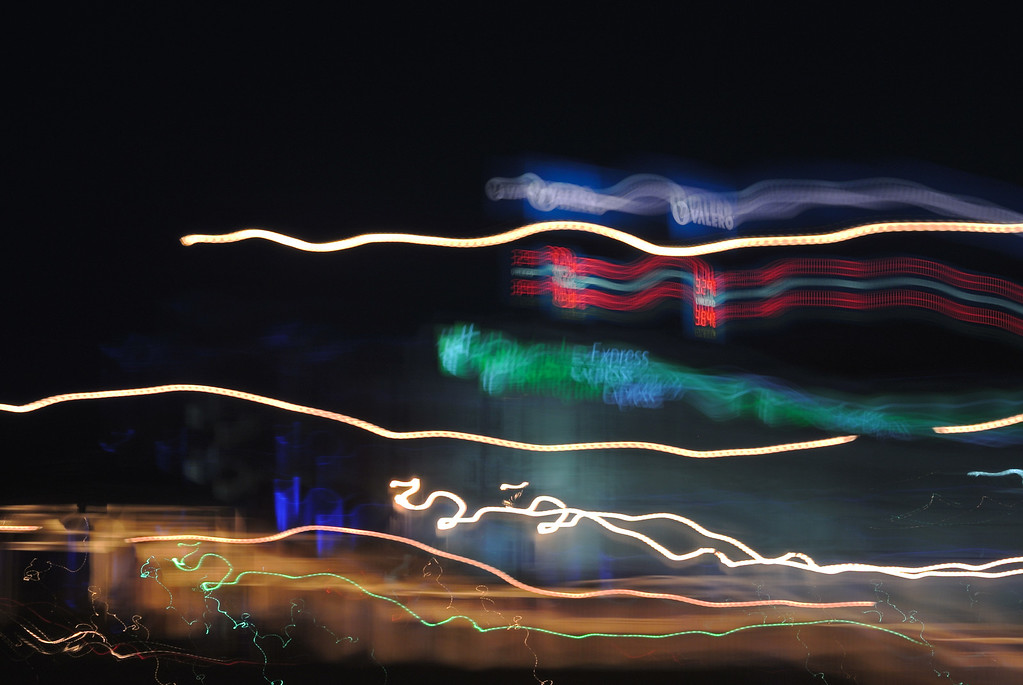 February 9 2013   Lights from the Highway