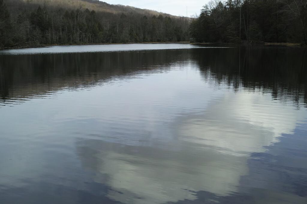 January 12 2013   Cloudy Lake