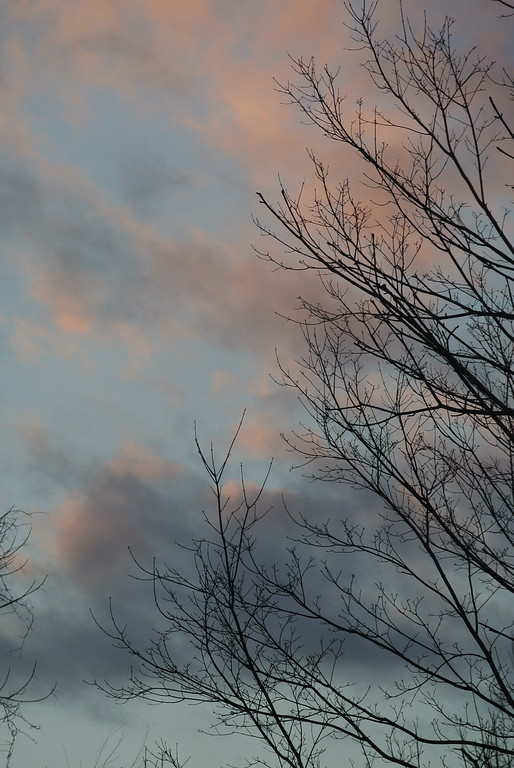 January 31 2013   Just After Sunset