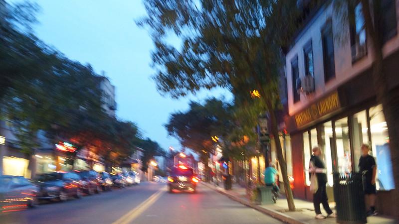 September 22 2011  Downtown Hastings