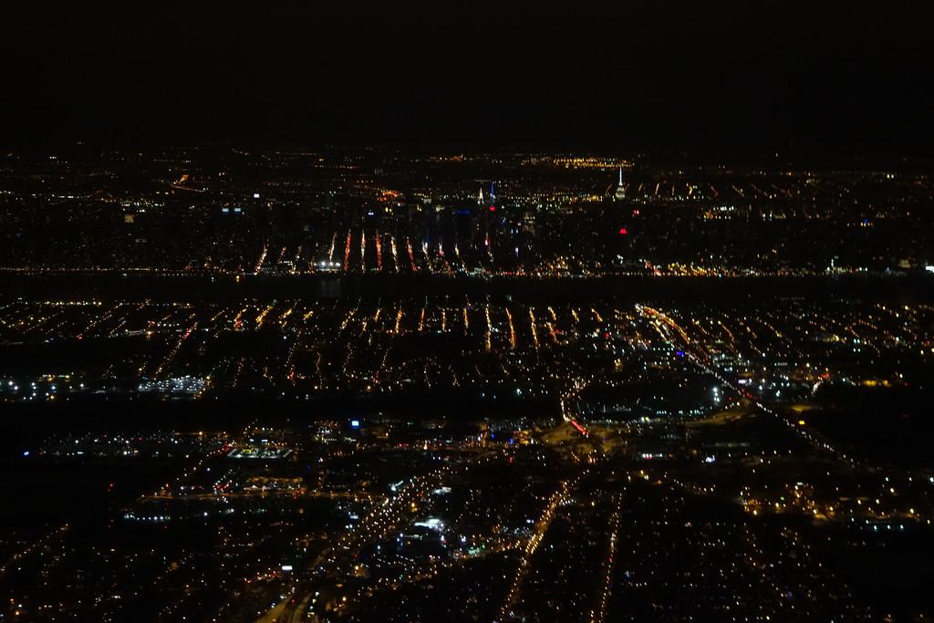 December 15 2013   Manhattan from a plane
