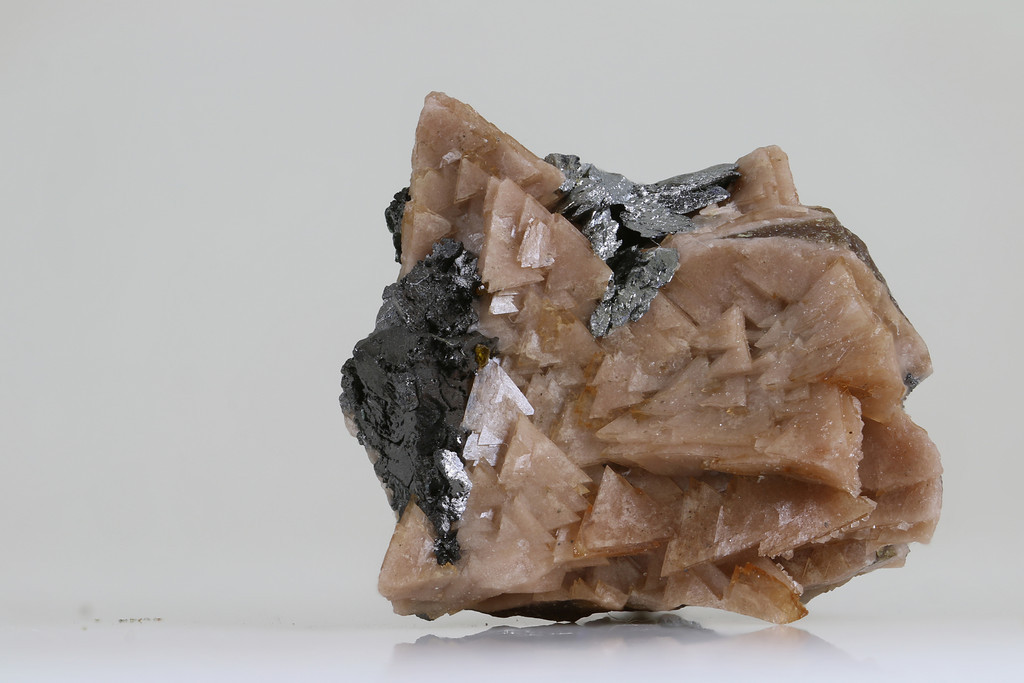 April 25 2014   Genthelvite from Inner Mongolia