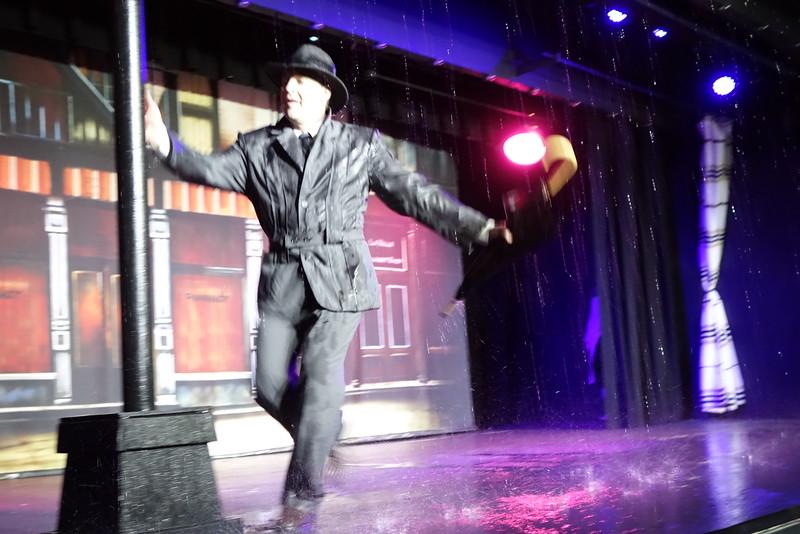 February 8 2015  Singin' in the rain