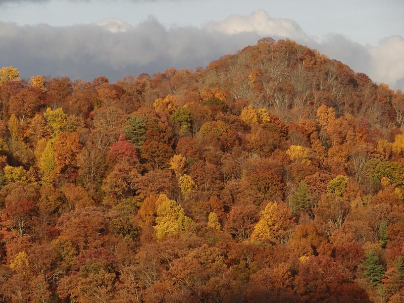 October 26 2012    Mountain Dusk