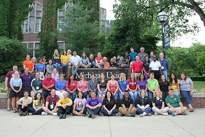 Group Photos at Michigan Union