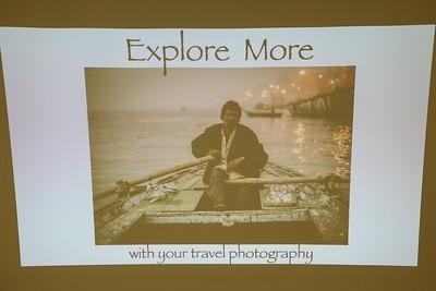 IPG Presents -  Gabe Biderman Travel Photography 1/15/2018