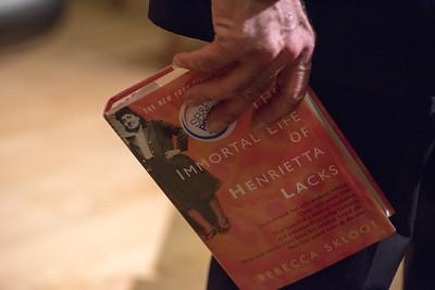 IPHG Event: Henrietta Lacks
