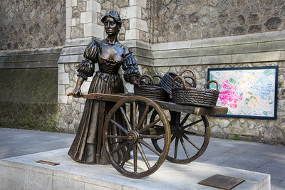 Molly Malone Standing