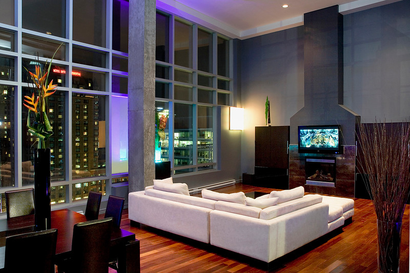Penthouse for Montreal Home