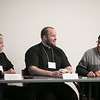 Fr. Denis Robinson, OSB, gave a presentation offering encouragement to newly ordained priests on Tuesday morning of the Associate Pastor's Program.