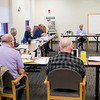 Photos of the IPP Encore Priests pre-retirement workshop held on November 27-20. Dr. Richard Johnson, a psychologist and specialist in senior adult ministry, gave presentations and led discussions to help the senior priests plan for their next stage of ministry after retirement. The workshop had 16 participants from seven dioceses and two religious orders.