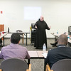 On Tuesday, Sept. 11, 2018, Fr. Brendan Moss, OSB, gave a presentation on Preaching and the Care of Souls to the participants in the Institute for Priests and Presbyterates Newly Appointed Pastor workshop.