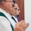 Fr.. Joseph Cox presided at Mass in the St. Bede Chapel on Wednesday of the IPP Newly Appointed Pastor program.
