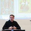 Photos of the IPP Newly Appointed Pastor held on November 6-9, 2017 at Saint Meinrad. Participants learned about the duties of pastors in connection with the three munera of prophet, priest and king. Presenters included:<br /> <br /> - Fr. John Kang (Diocese of Busan, South Korea and a formation dean<br /> - Fr. Thomas Gricoski, OSB (philosophy professor and spiritual director)<br /> - Fr. Peter Marshall (Archdiocese of Indianapolis; Director of IPP and Director of Spiritual Formation)<br /> - Msgr. William Stumpf (Vicar General, Archdiocese of Indianapolis)<br /> - Fr. Denis Robinson, OSB (president-rector and theology professor)