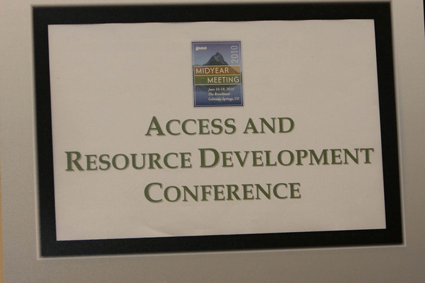 Access and Resource Meeting