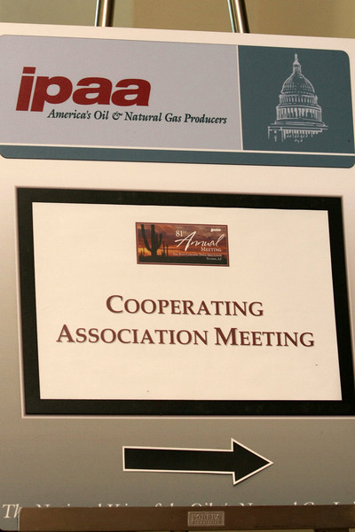 Cooperating Association Meeting