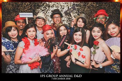 IPS Group Dinner & Dance 2018 | © www.SRSLYPhotobooth.sg