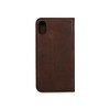 iPhone X Premium Leather Folio90-978-BRW Back