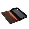 iPhone X Premium Leather Folio 90-978-BRW Inside