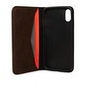 iPhone X Premium Leather Folio 90-978-BRW Inside 1