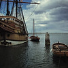 Mayflower replica - Plymouth, Massachusetts
