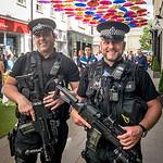 Smiling Protectors