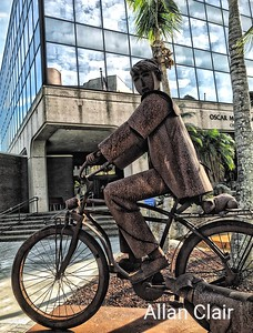 Iron Art, Edgardo Carmona, Downtown, Fort Myers, Florida