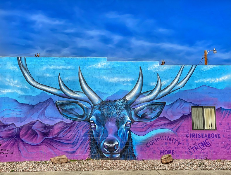 Street Art Craig - Colorado