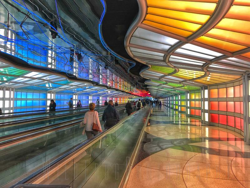 O'Hare Airport Concourse C
