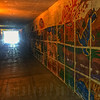 Siliverthorne walkway tunnel