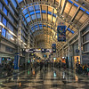 Chicago O'hare airport T1