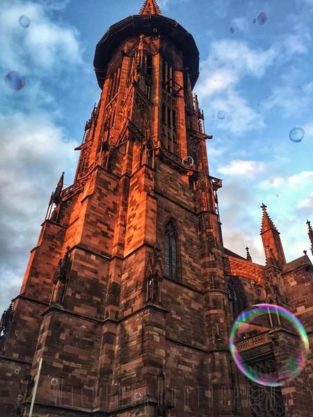 Bubbles and religion