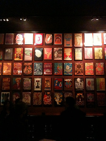 Fillmore poster room