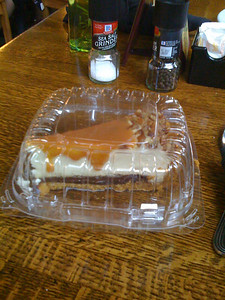 Free dessert!