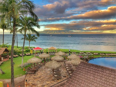 Sheraton Kaanapali at Black Rock