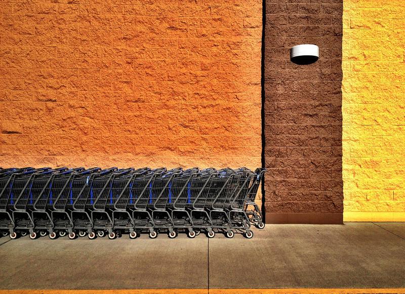 Walmart Wall