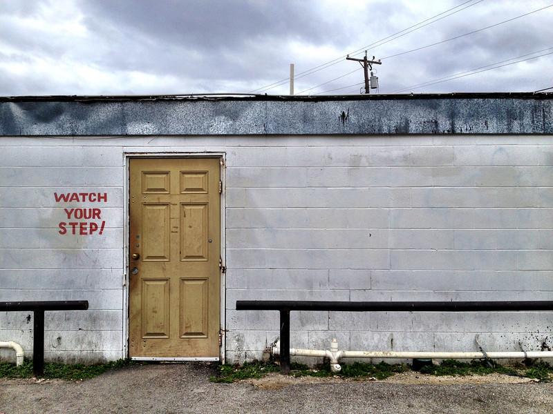 Watch Your Step, San Antonio