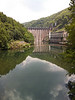 Cheoah Dam in Graham County, NC, just a mile or two down from Deals Gap, no the North Carolina side of The Dragon (US 129).