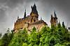 Rain at Hogwarts
