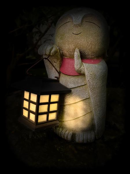 Lamp Statue