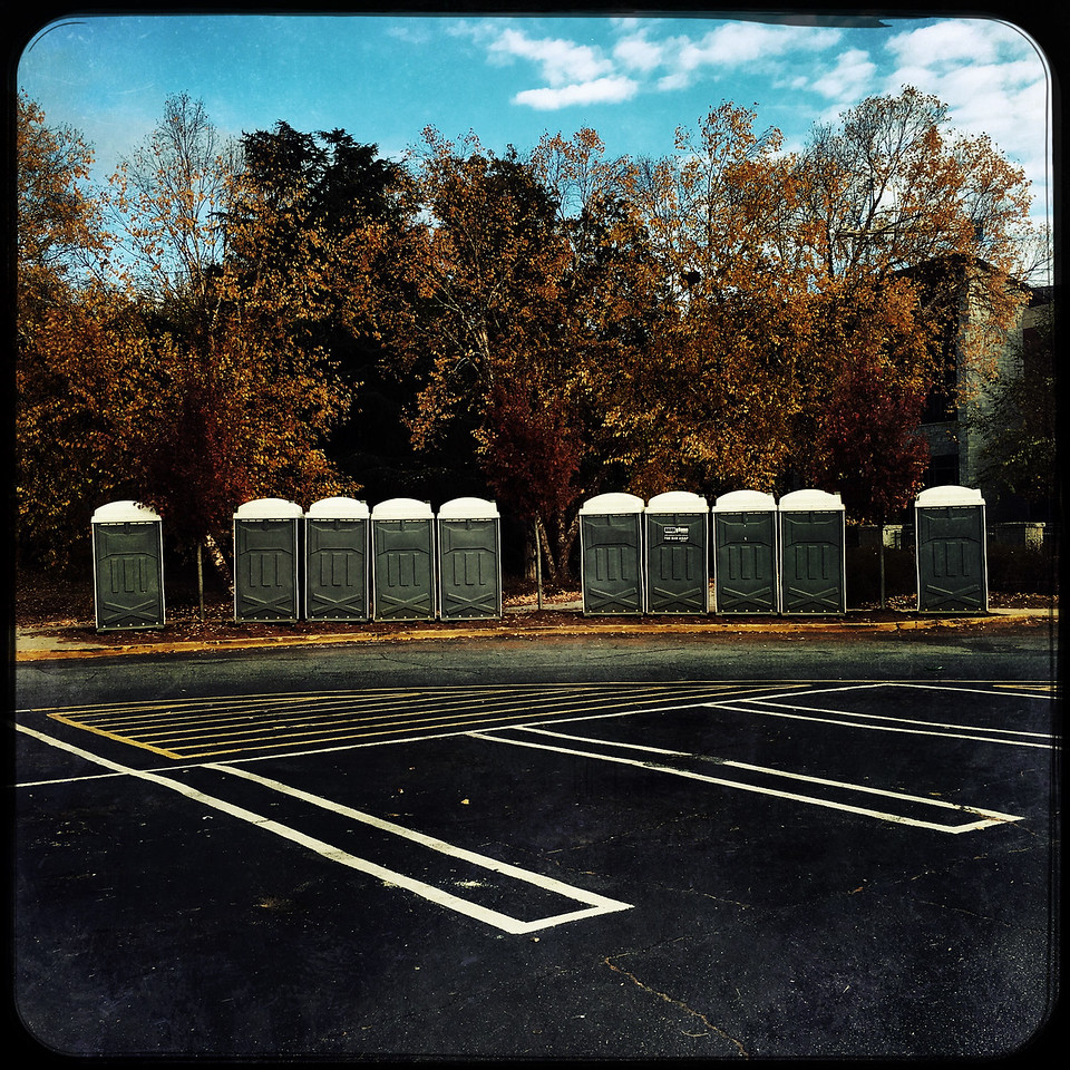 Athens, GA (Clarke County)  November 2016