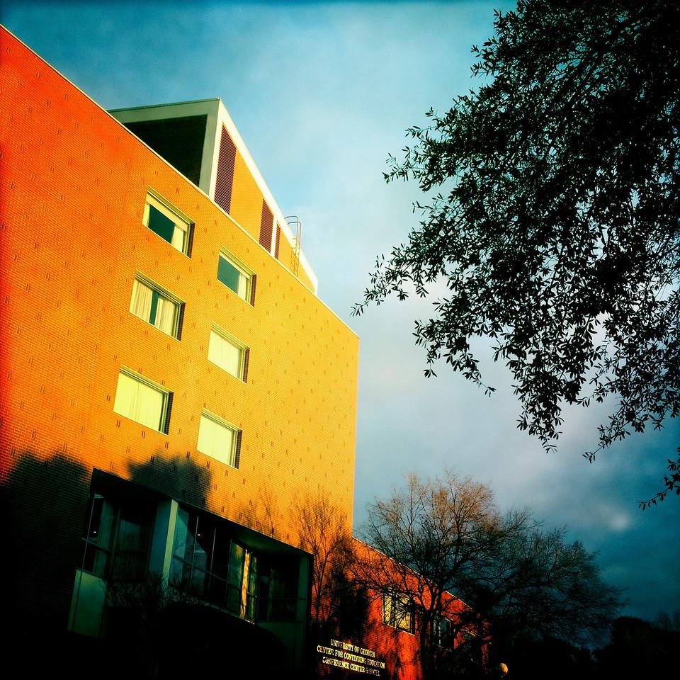 January 27, 2012 366/27<br /> Athens, GA