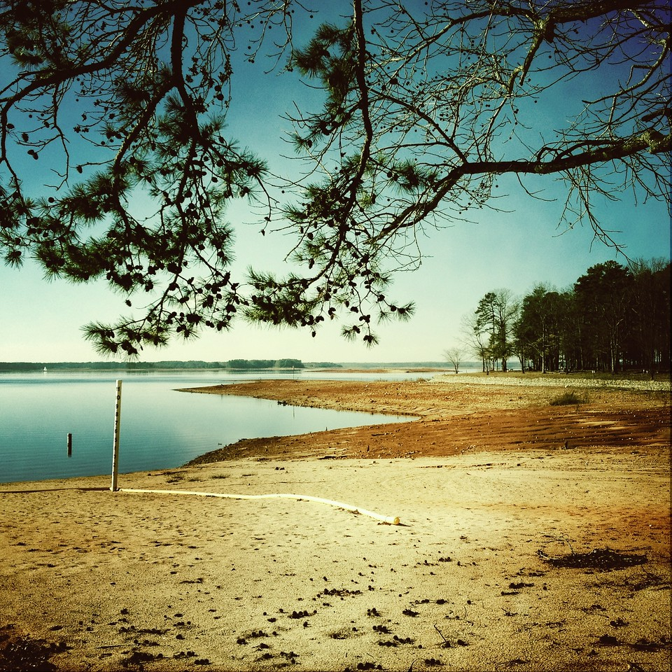 Lake Hartwell, SC (Anderson County) December 2012