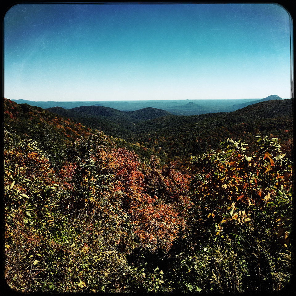 North Georgia Mountains (GA) October 2016
