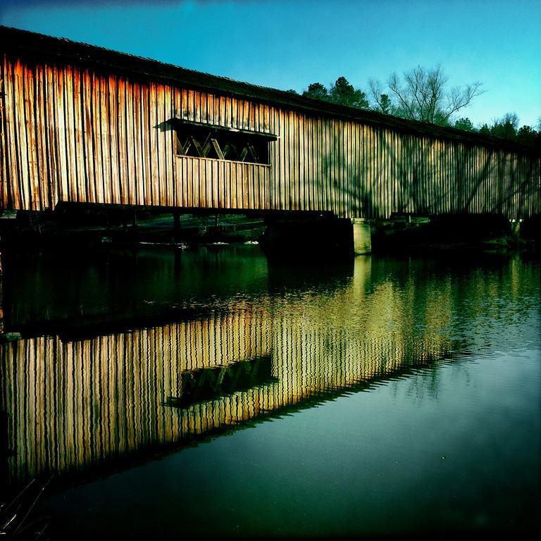 Watson Mill Bridge, GA (Madison County)