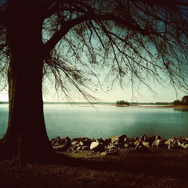 Lake Hartwell, SC December 2012
